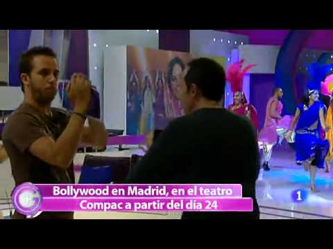Bollywood the Cabaret - Mas Gente