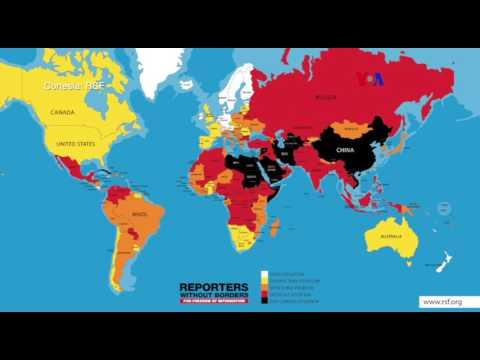 Video Reporte: Era de propaganda y supresión de libertades denuncia RSF