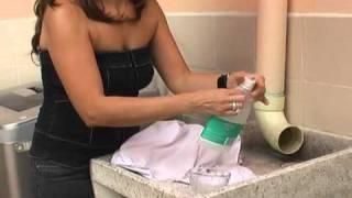 Hágalo Fácil: Quitar Manchas De Desodorante A Las
