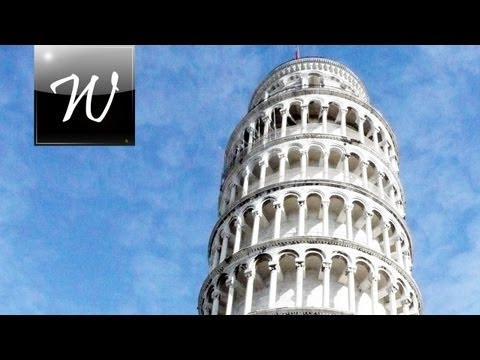 Leaning Tower of Pisa, Pisa [HD]