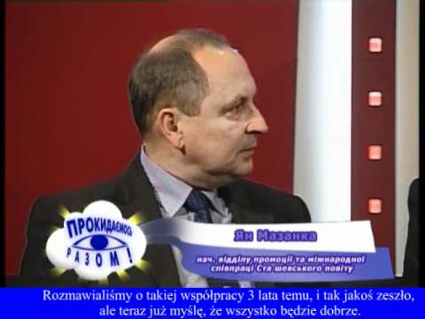 Ukraina TV-Budzimy sie razem