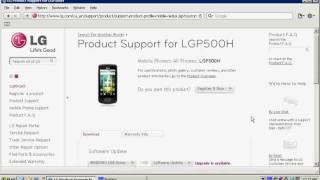 How To Upgrade The Operating System Of Your LG Mobile Cell