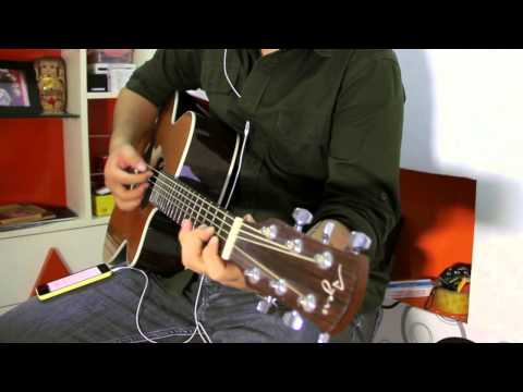 [Guitar]Hướng dẫn chơi: Anh không đòi quà - Only C ft. Karik
