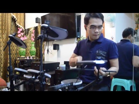 Shut Up and Dance Drum Cover - Walk The Moon (Alesis DM Lite)