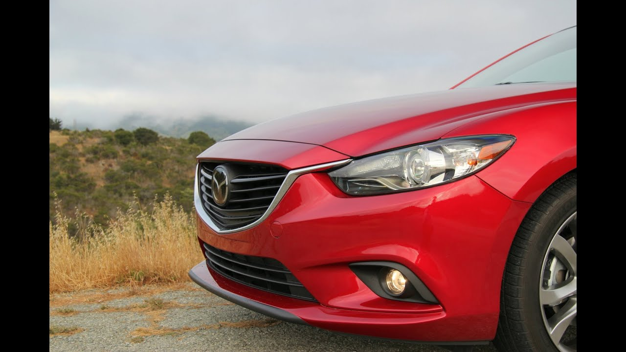 2014 mazda 6 igrand touring review and road test youtube. Black Bedroom Furniture Sets. Home Design Ideas