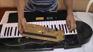 Órgano Electrónico - Mantenimiento y raparación