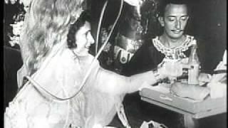 Salvador Dali: Dizzy Dali Dinner, 1941