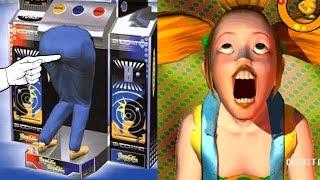 Top 5 - Weirdest arcade games ever