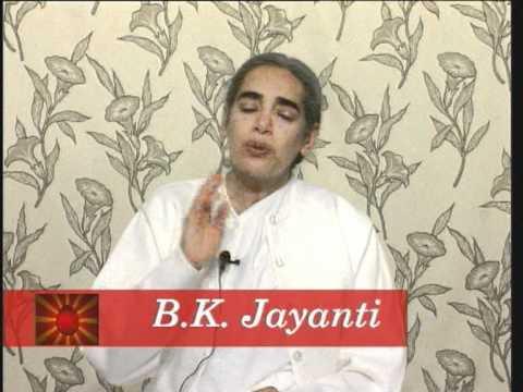 Raja Yoga Meditation Technique - Sr Jayanti