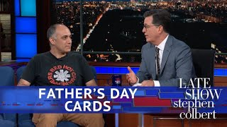 Late Show First Drafts: Father's Day 2018
