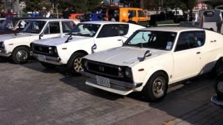 Datsun Nissan Cherry X-1R - Autotaku