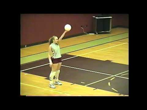 NCCS - Beekmantown Volleyball  2-7-03