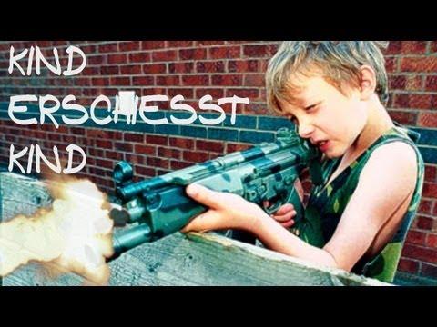 5-jähriger erschießt seine Schwester! - Amerika verbietet Ü-Eier! - Sandra Superstar!