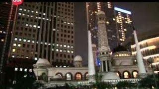 اجمل مساجد العالم - مسجد الكوثر اندونيسيا