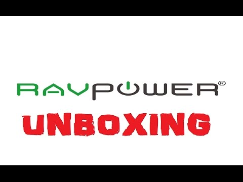 UNBOXING: Accessories From RavPower