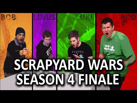 Modded Gaming PC Challenge - Scrapyard Wars Season 4 - Episode 4