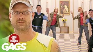 Best Of Just For Laughs Gags - Movie Inspired Pranks