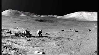 Apollo Astronauts Were Sent To Look At Structures On The Moon! 5/27/2018