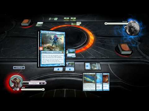 2D — Magic: The Gathering - Duels of the Planeswalkers 2013 let's play (Episode 1)