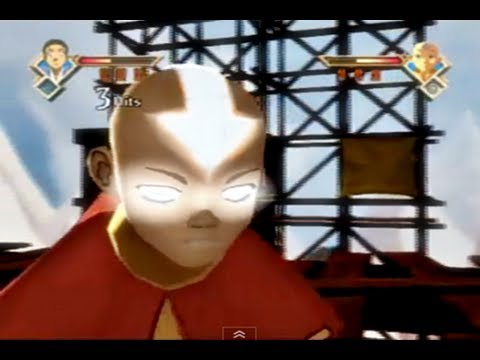 Avatar The Last Airbender The Burning Earth - Part 2 - English