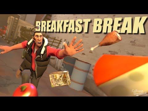 Team Fortress - Sniperove raňajky