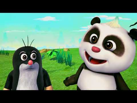 Krtko a Panda 14 - Šťastné koleso