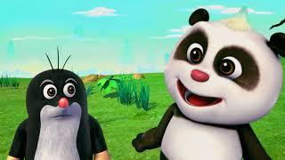 Krtko a Panda 14 - Šťastné kolo
