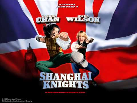 """Shanghai Knights OST- Knights In Shining Armor, Music from the soundtrack to """"Shanghai Knights"""", composed by Randy Edelman. """"Shanghai Knights"""" is a 2003 action-comedy film directed by David Dobkin, and starring Jackie Chan and Owen Wilson."""