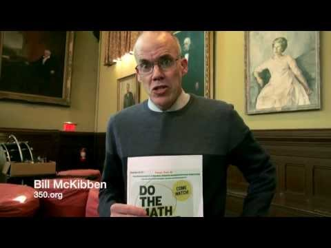350.org McKibben's -DO THE MATH- FREE MOVIE at URI @7 on Columbus Day