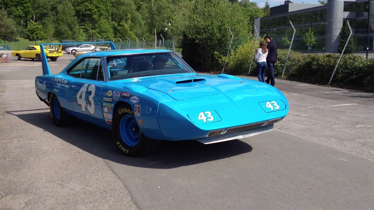 Richard Petty Mustang >> Fast And Furious Plymouth Superbird Pictures to Pin on Pinterest - PinsDaddy