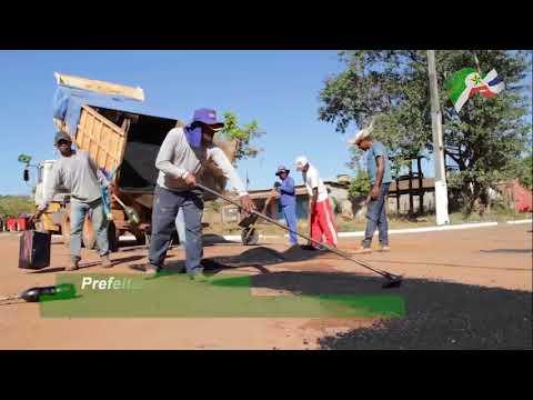 Prefeitura realiza operação tapa-buraco