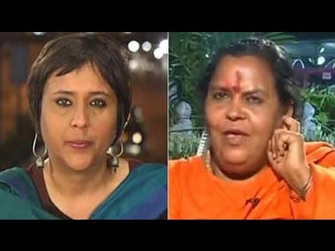 Will campaign against Sonia Gandhi in Raebareli: Uma Bharti to NDTV