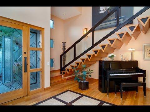 Diseño de escaleras y pasamanos