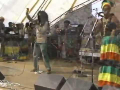 Show de Bob Marley ao Vivo