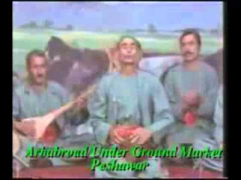 Tajek Music -  عشق توبرده دلم ای ماء تابان چه کنم ... بازگل بدخشی ـ موسیقی تاجک ها
