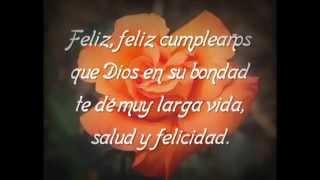 Feliz Cumpleaños para alguien muy Especial