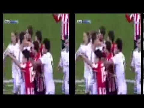 Cristiano Ronaldo red card  Athletic Bilbao vs Real Madrid