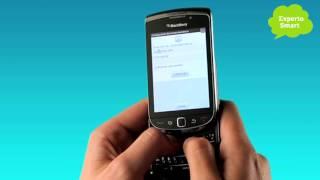 BlackBerry Torch Cómo Configurar Tu Correo