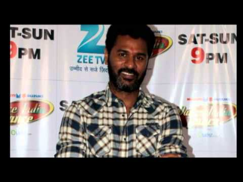 Prabhu Deva's Salary is 25 crores in bollywood!