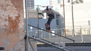 Ryan Sheckler Red Bull Perspective
