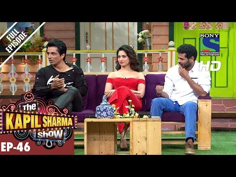 The Kapil Sharma Show -दी कपिल शर्मा शो-Ep-46-Team Tutak Tutak Tutiya in Kapil's Show–25th Sep 2016