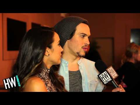 Alex & Sierra Talk 'Say Something' Performance! (X FACTOR)