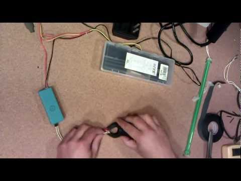 How to build a laptop LCD CCFL backlight tester cheaply and easily - Step by Step Instructions (HD)