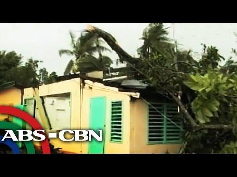 'Glenda' destroys houses in CamSur
