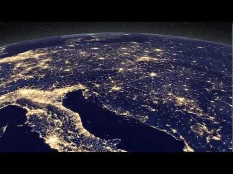NASA - Những hình ảnh tuyệt đẹp của trái đất ban đêm