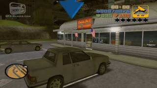 GTA 3 Walkthrough Mission #11 Dead Skunk In The