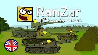 Tanktoon #8 - Dobrovoľník