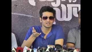 Surya vs Surya Realese Date Press Meet Video-Nikhil,Tridha Chowdhury