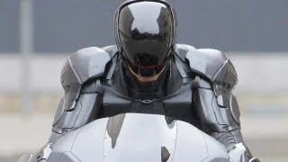RoboCop Gets New Ride For Remake