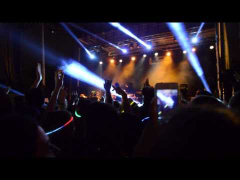 LSU Groovin on the Grounds 2013 || Lupe Fiasco || Grace Potter